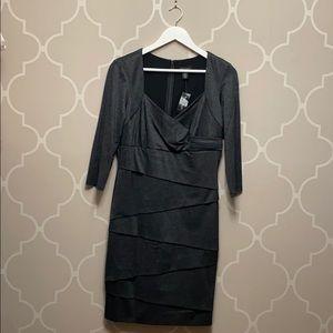 White House Black Market Instantly Slimming Dress